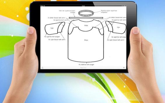 Design Patterns of Men's Clothing screenshot 2