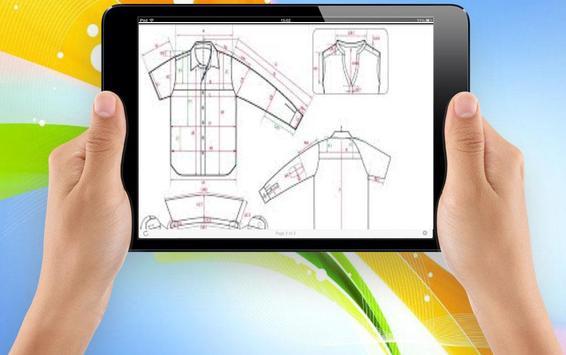 Design Patterns of Men's Clothing screenshot 3
