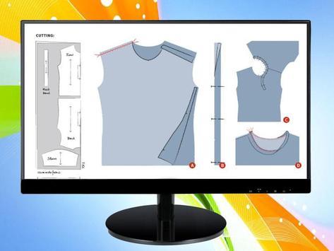 Design Patterns of Men's Clothing screenshot 4