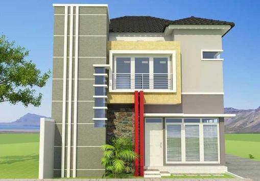 Desain Rumah Minimalis Modern 스크린샷 3