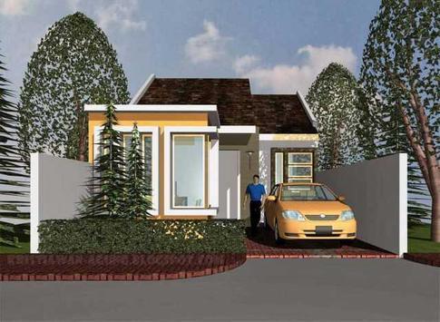 4 Schermata Desain Rumah Minimalis Modern