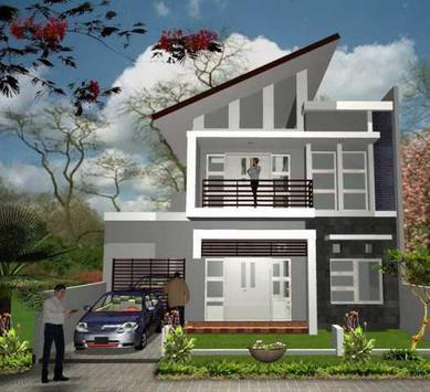 Desain Rumah Minimalis Modern 스크린샷 7