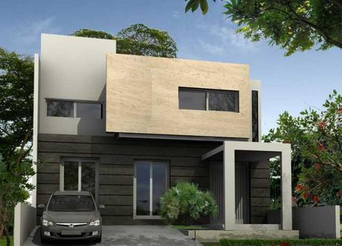 8 Schermata Desain Rumah Minimalis Modern