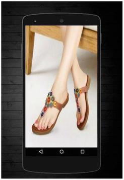Flat Slip Design poster