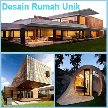 Unique home design poster