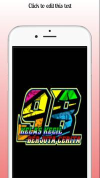 design render number sticker screenshot 2