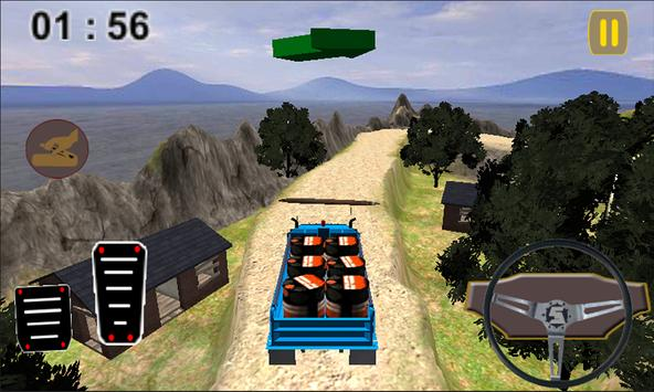 Desi Truck Cargo Transporter apk screenshot