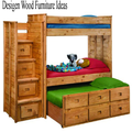Desigen Wood Furniture Ideas