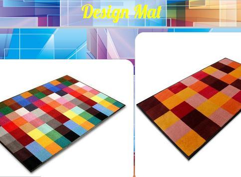 Design Mat poster