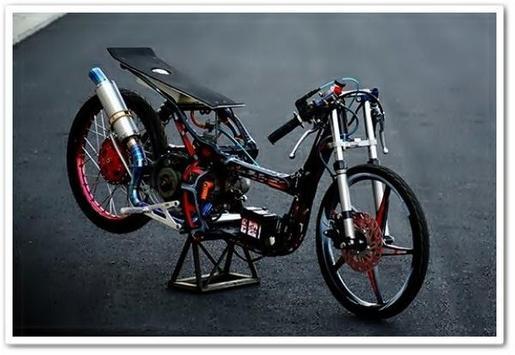 Design Modified Motor Drag apk screenshot