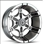 Design of Car Wheels icon