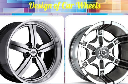 Design of Car Wheels poster