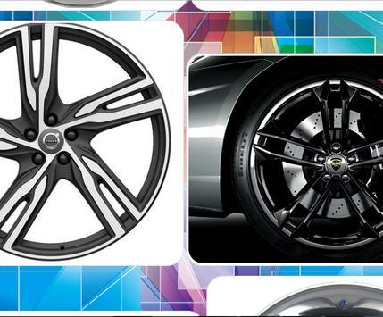 Design of Car Wheels apk screenshot