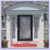 the design of the door icon