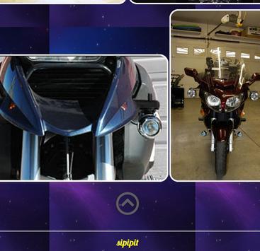 Design of Motorcycle Lights screenshot 4