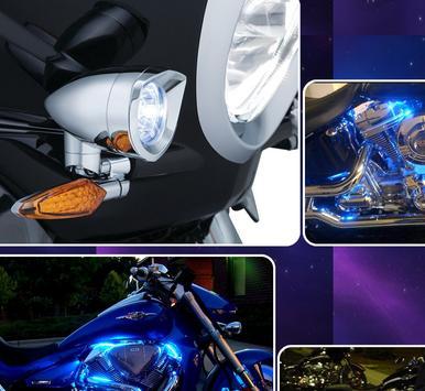 Design of Motorcycle Lights screenshot 3