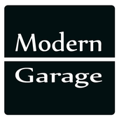 Design Of Modern Garage icon
