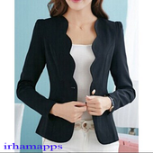 Design Of Women Blazer icon
