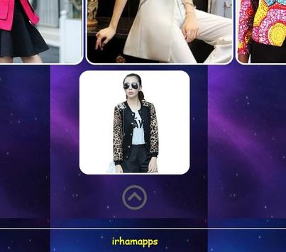 Design Of Women Blazer screenshot 2