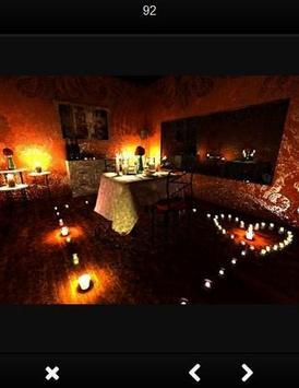 Design A Romantic Dinner screenshot 2