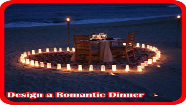 Design A Romantic Dinner screenshot 7