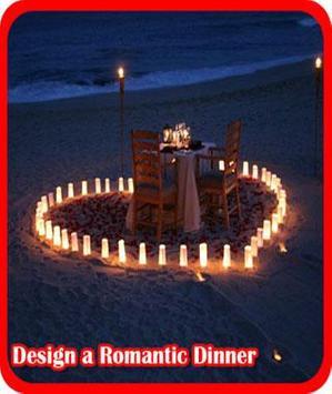 Design A Romantic Dinner screenshot 9