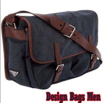 Design Bags Men poster