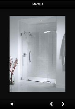 Design Bathroom Glass Door screenshot 4
