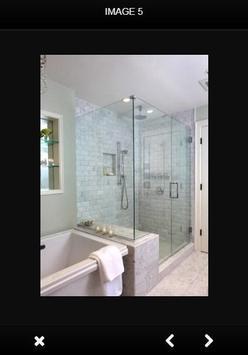 Design Bathroom Glass Door screenshot 5