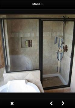 Design Bathroom Glass Door screenshot 6