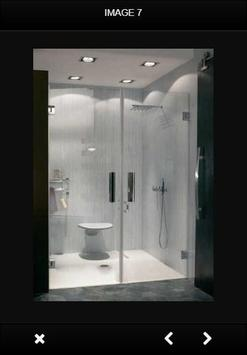 Design Bathroom Glass Door screenshot 7