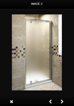 Design Bathroom Glass Door screenshot 2