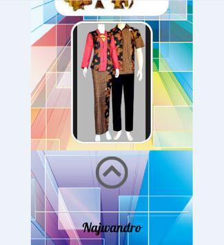 Design Batik couples screenshot 2