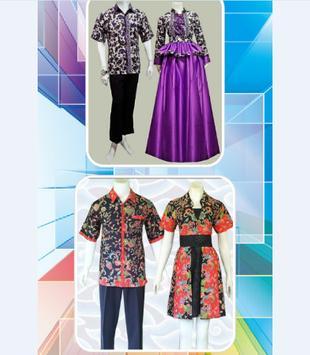 Design Batik couples screenshot 3