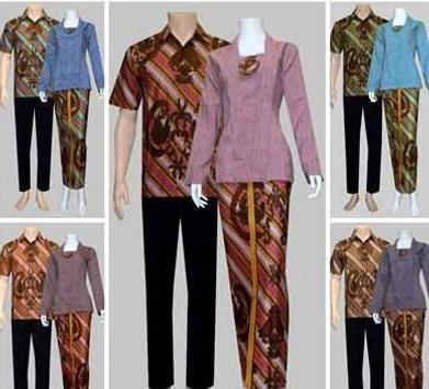 Design Batik couples screenshot 5
