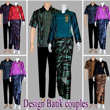 Design Batik couples screenshot 9