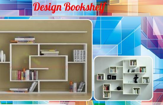 Design Bookshelf poster