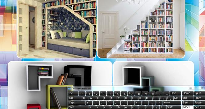 Design Bookshelf apk screenshot