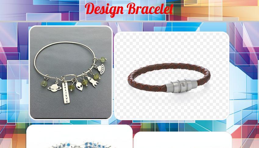 Design Bracelet poster