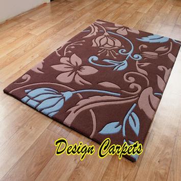Design Carpets poster