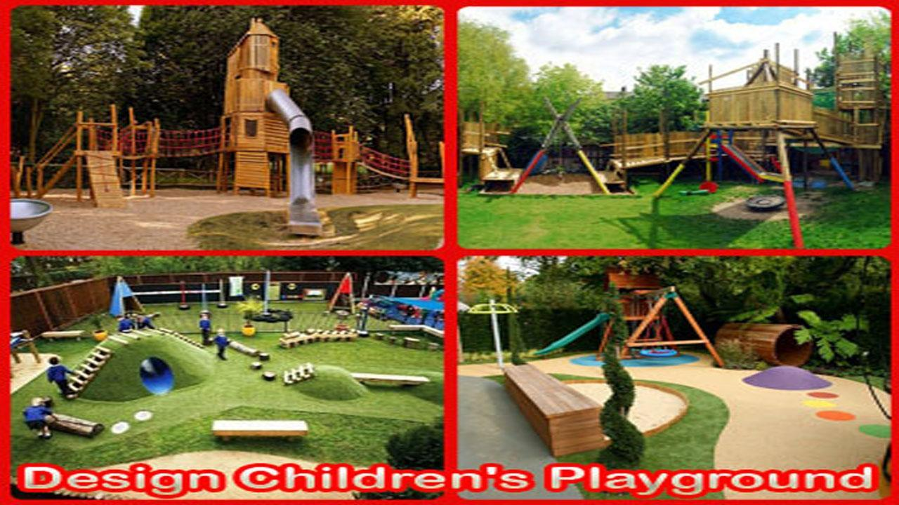 Desain Taman Bermain Anak For Android - APK Download