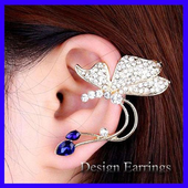 Design Earrings icon
