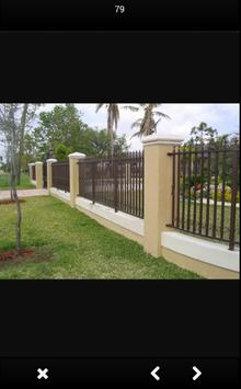 Design Fence screenshot 2
