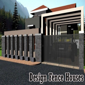Design Fence Houses icon