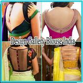 Design Gallery Blouse India icon