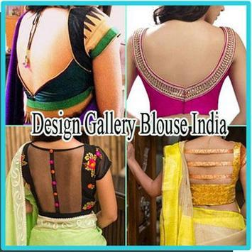 Design Gallery Blouse India apk screenshot