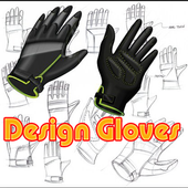 Design Gloves icon