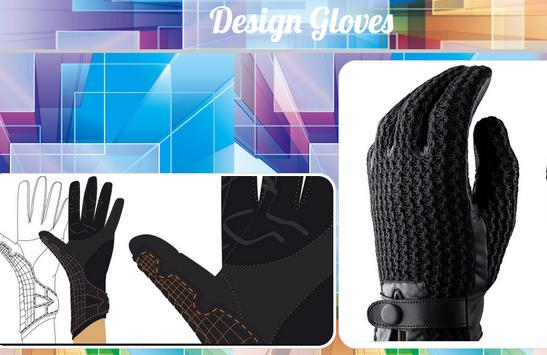 Design Gloves poster