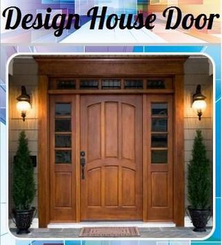Design House Door poster