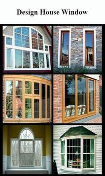 Design House Window poster
